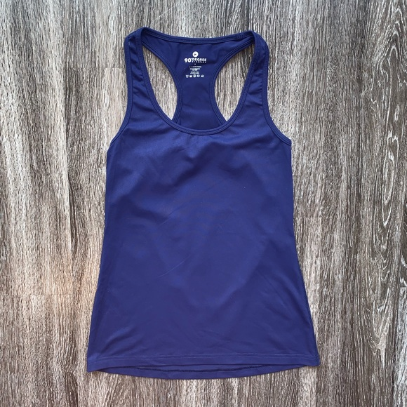 NWT Active Life Womens 90 Degree by Reflex Sleeveless Hoodie Vest Top Yoga